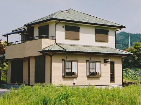 小鹿野町F邸