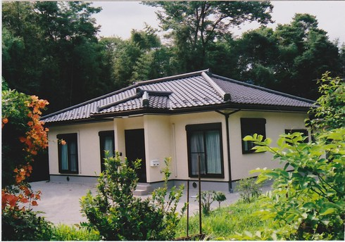 吉田町  K邸   平屋建て 27坪 完成